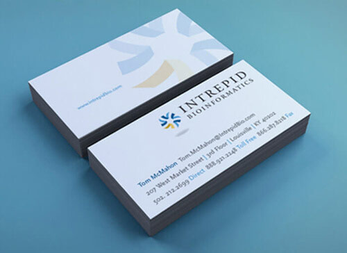 Brand Identity Business cards